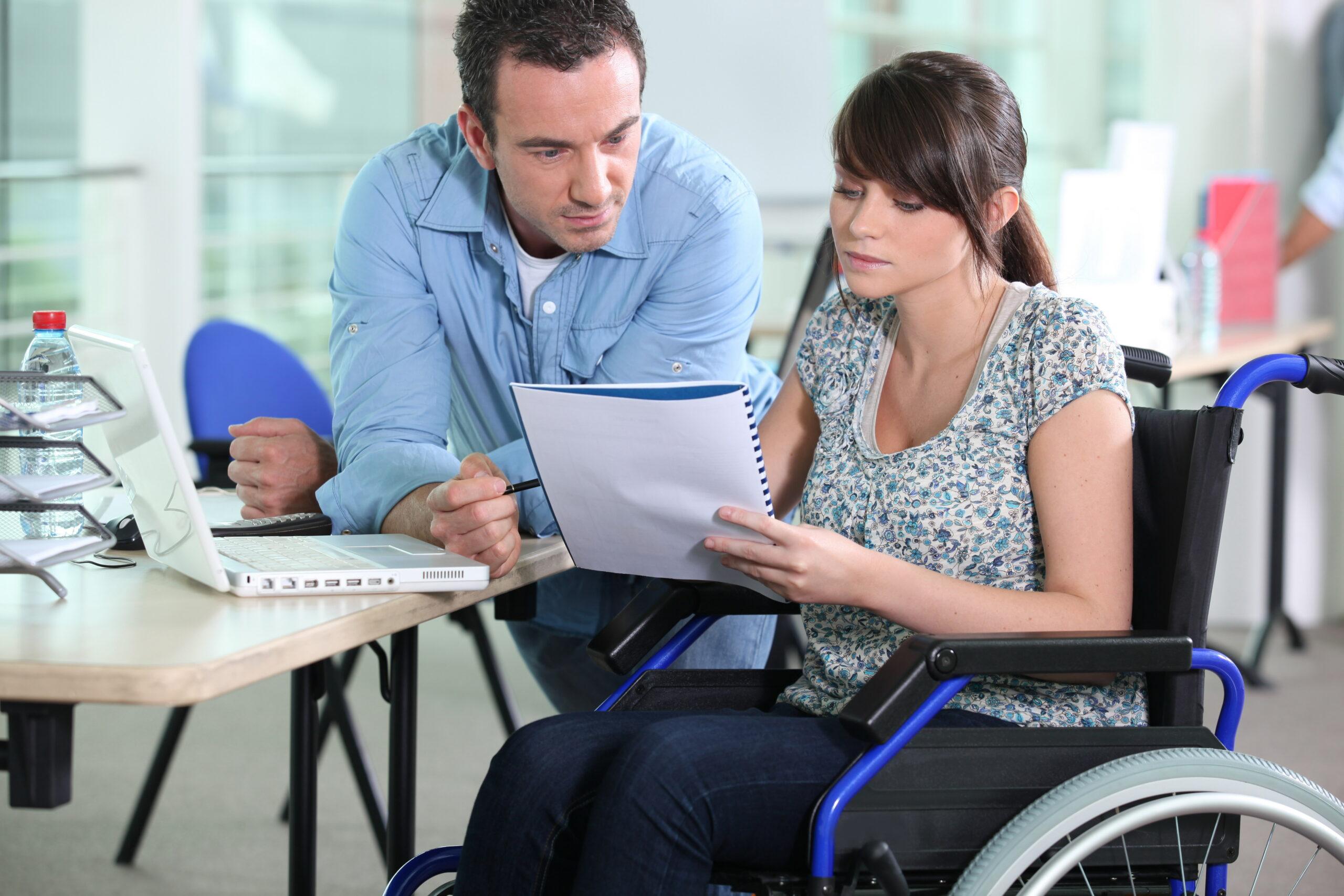 Kwalifikacyjne Kursy Zawodowe dla osób z niepełnosprawnościami