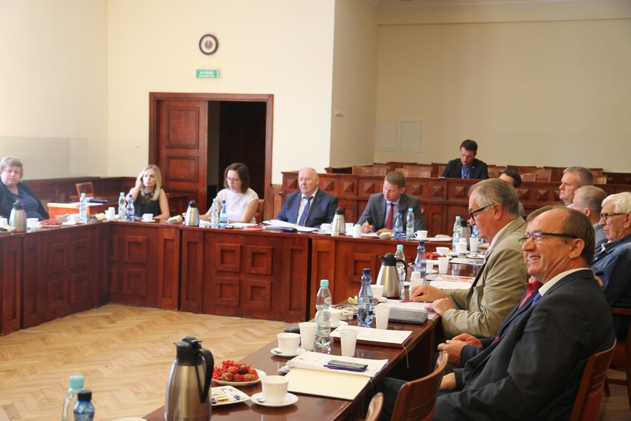 Nadzwyczajne posiedzenie Komisji Rolnictwa SWP