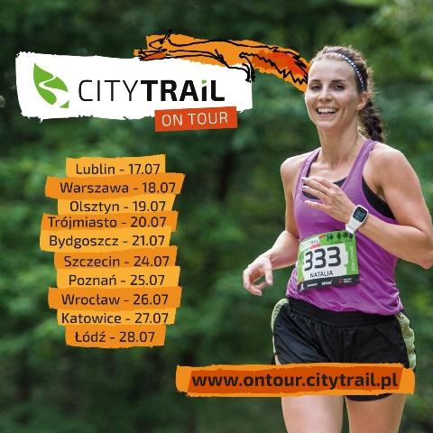 City Trail on Tour_plakat