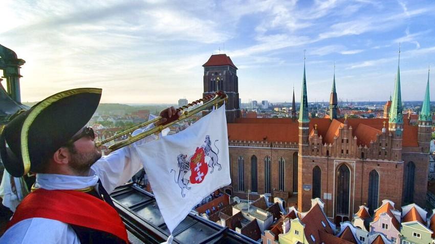 Trębacze na gdańskiej wieży? Powraca tradycja muzykowania wieżowego