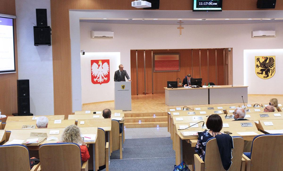 Wotum zaufania dla Zarządu za Raport o stanie województwa pomorskiego w 2019 roku