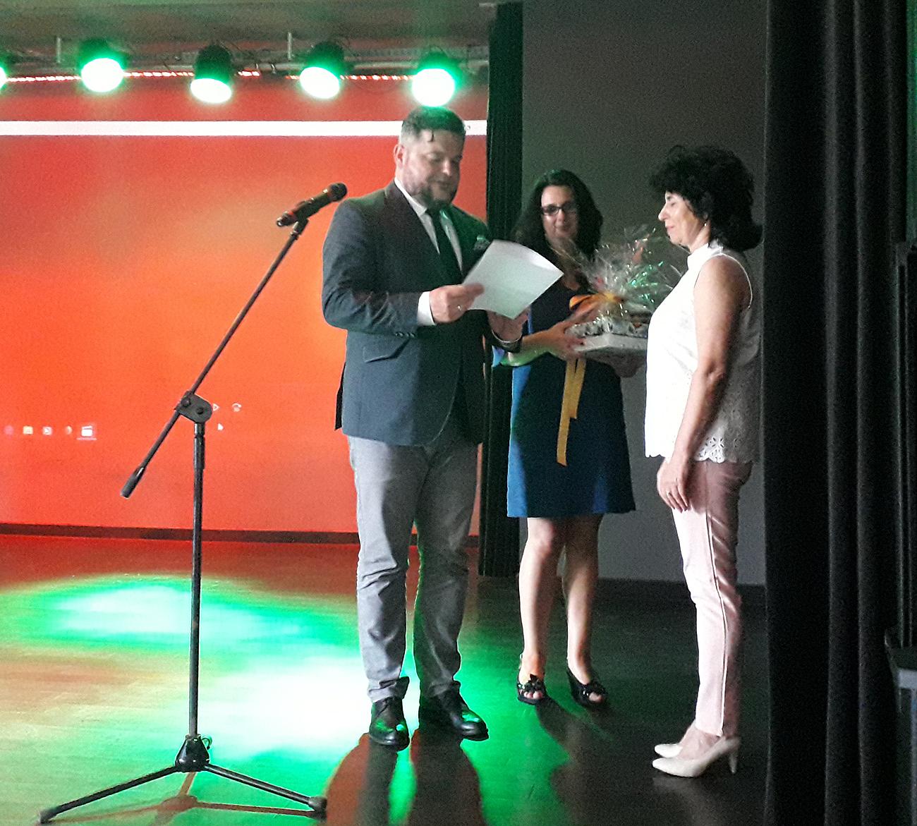 """Starogard Gdański – Wręczenie nagród w Konkursie o nagrodę Marszałka Województwa Pomorskiego """"Pomorskie dla Seniora"""""""