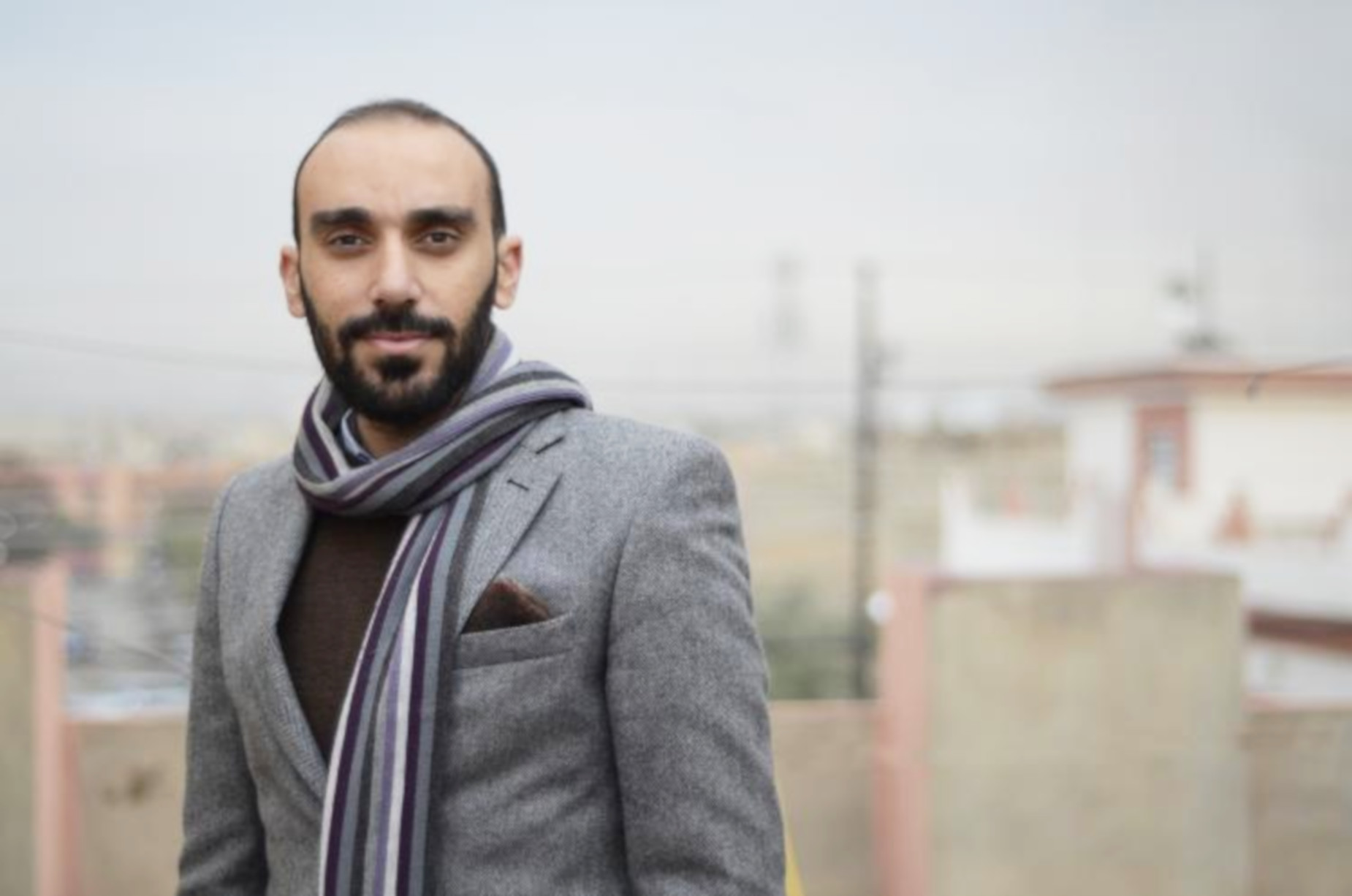 Irakijczyk, Syryjka i Palestyńczyk w Gdańsku. Poznaj bliskowschodnią poezję w IKM