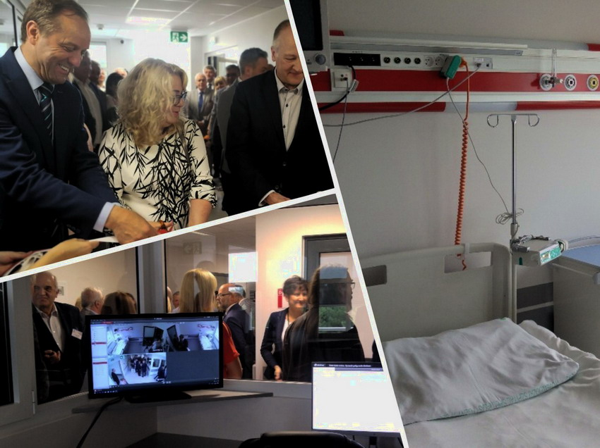 Wojewódzki Szpital Specjalistyczny w Słupsku ma własny oddział transplantacji szpiku kostnego [AKTUALIZACJA]