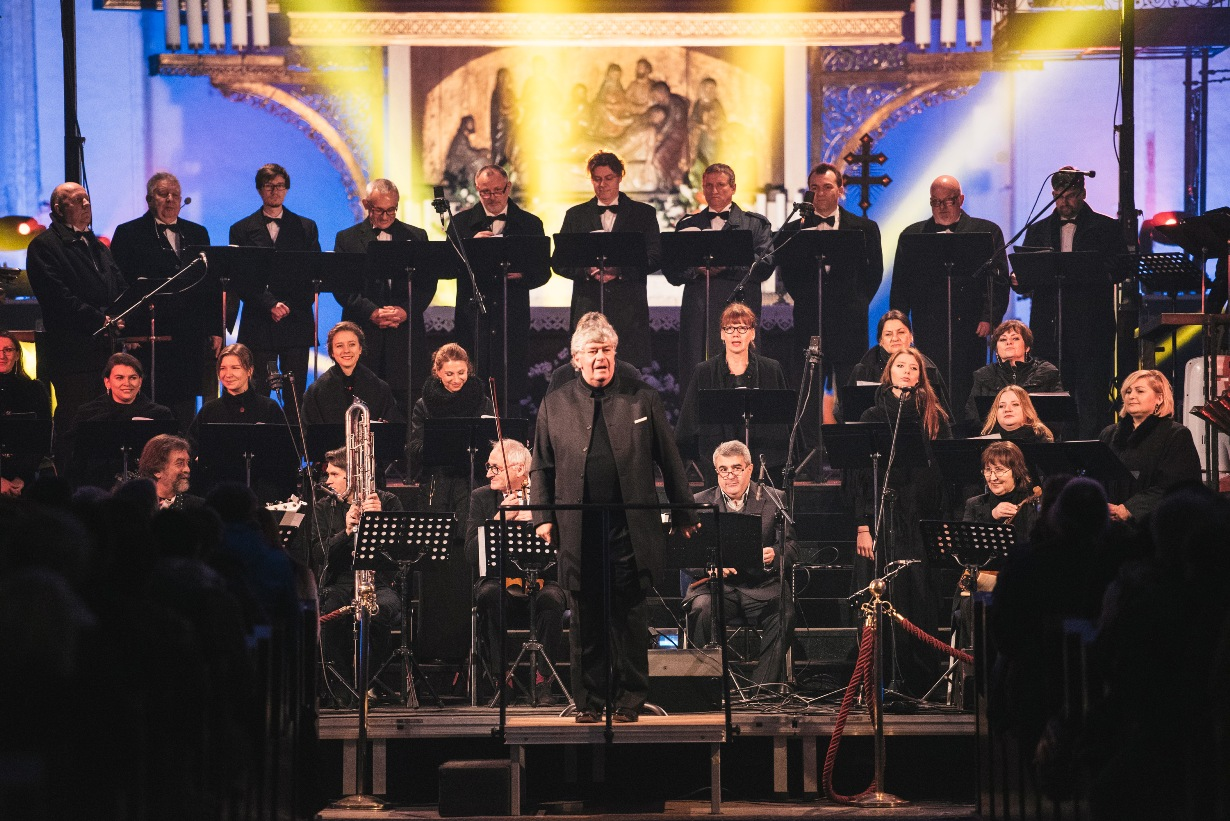 Słowo i muzyka na Wielki Czwartek i Wielki Piątek. Pieśni pasyjne w gdańskich kościołach
