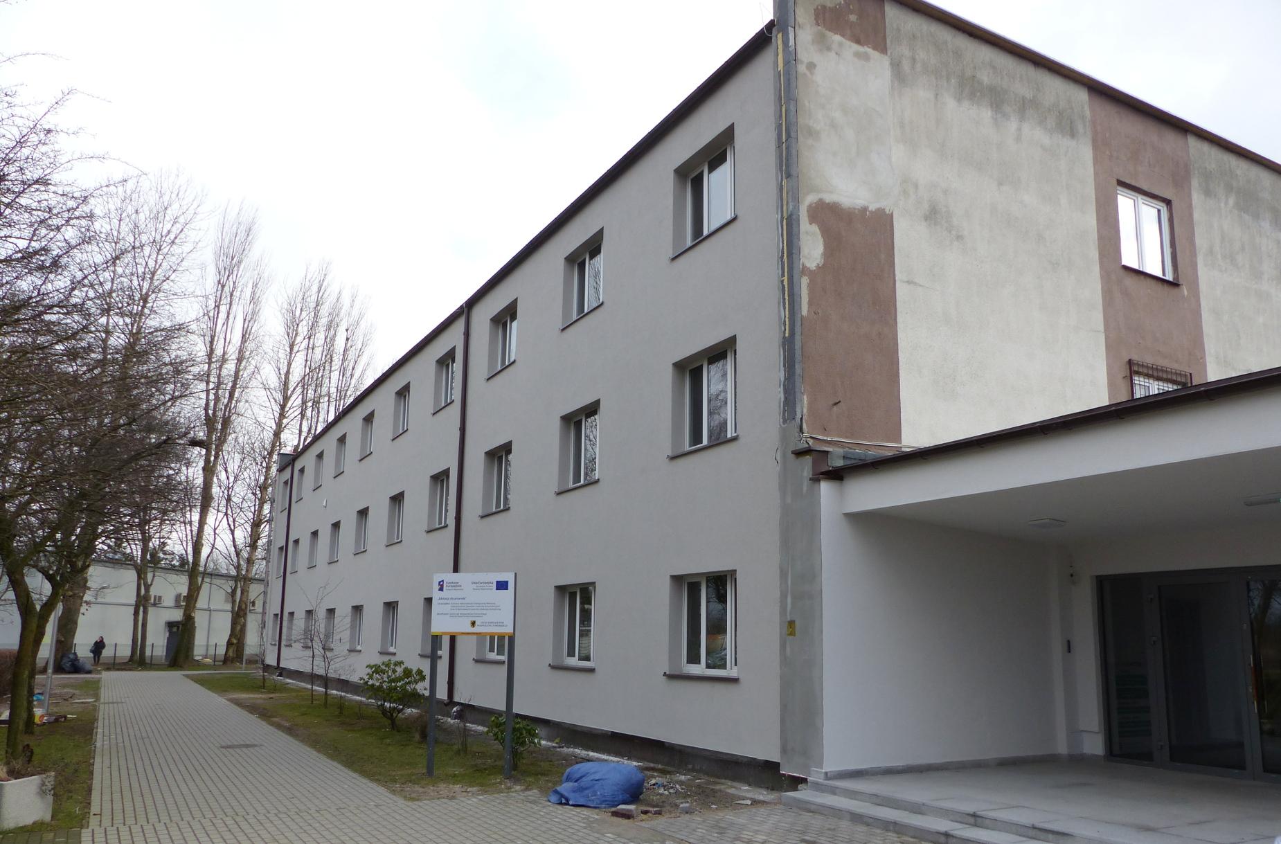 Będzie cieplej i oszczędniej. Na jakim etapie jest termomodernizacja budynków zarządu parków krajobrazowych w Słupsku? [ZDJĘCIA]