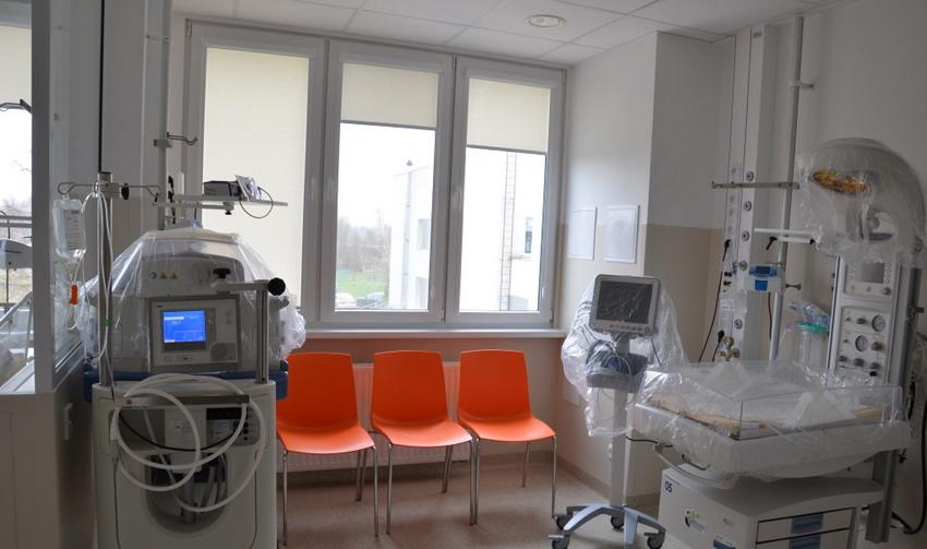 Nowoczesne leczenie i opieka nad noworodkami. Prawie 3 mln zł na Oddział Neonatologii na Zaspie