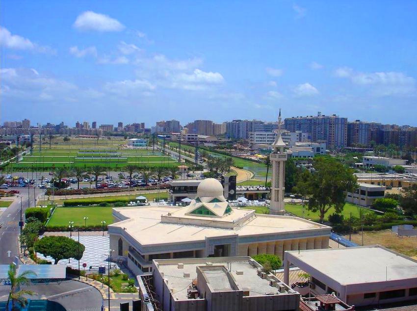 Aleksandria metropolią Morza Śródziemnego. Wykład Łukasza Sadowskiego