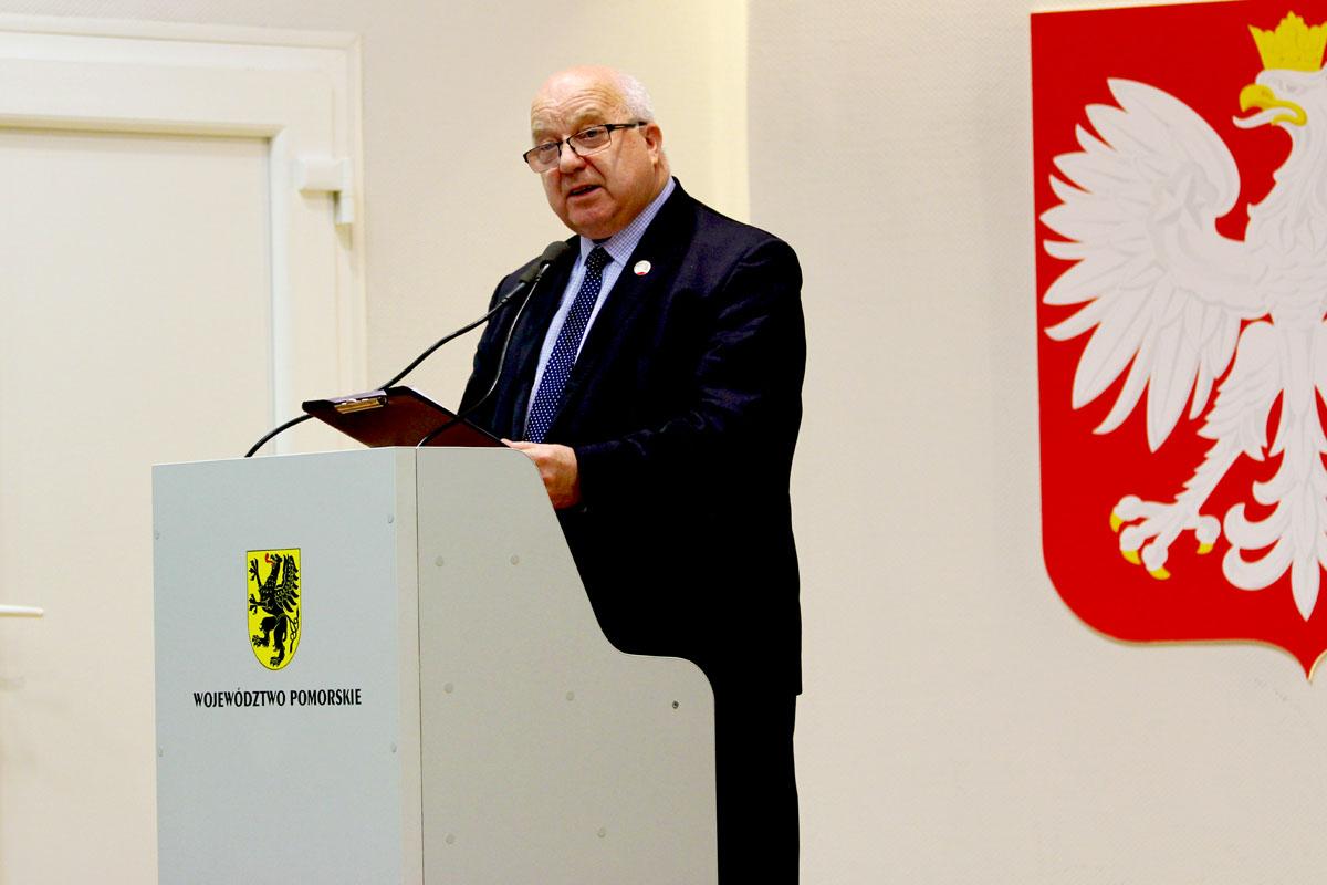 """Radni PiS chcieli, żeby patronem Uniwersytetu Gdańskiego został Józef Wybicki. Radni PO: """"Pomysł dobry, ale to studenci powinni wybrać sobie patrona"""""""