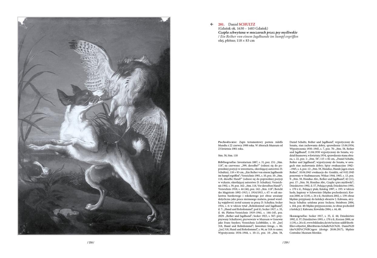 Zaginione podczas wojny. Promocja książki opisującej straty gdańskiego muzeum
