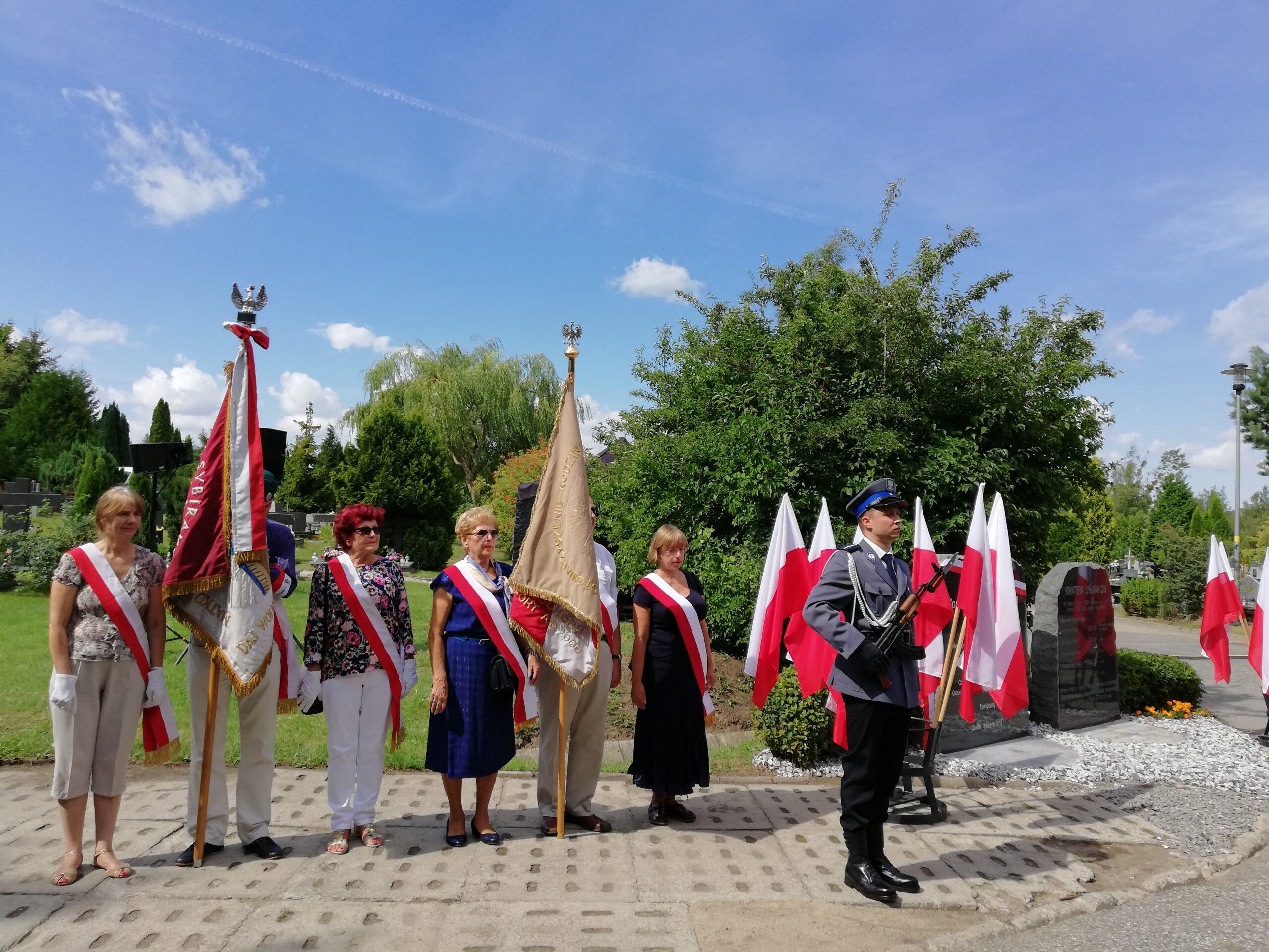 Upamiętnienie 81. rocznicy ludobójstwa Polaków w ZSRR w latach 1937–1938