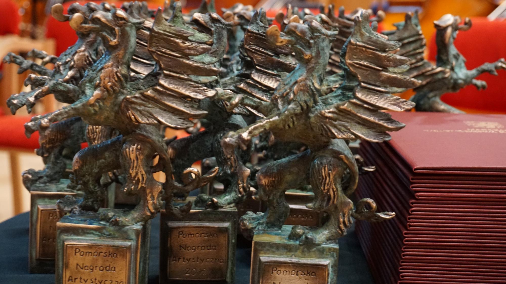 Kto odbierze statuetki Pomorskiej Nagrody Artystycznej? Kiedy poznamy zwycięzców?