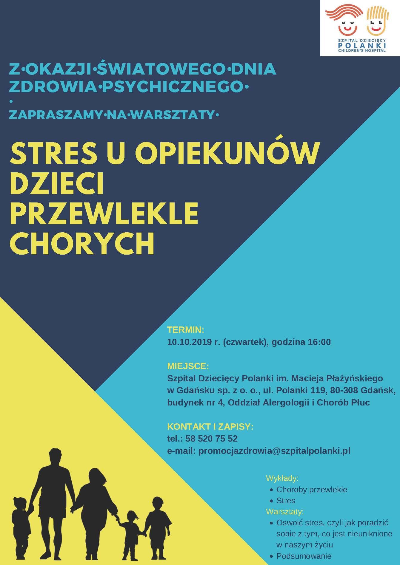 Dzień Zdrowia Psychicznego_plakat