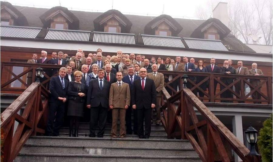 Związek Gmin Pomorskich – najstarsza organizacja samorządowa na Pomorzu obchodzi 25-lecie