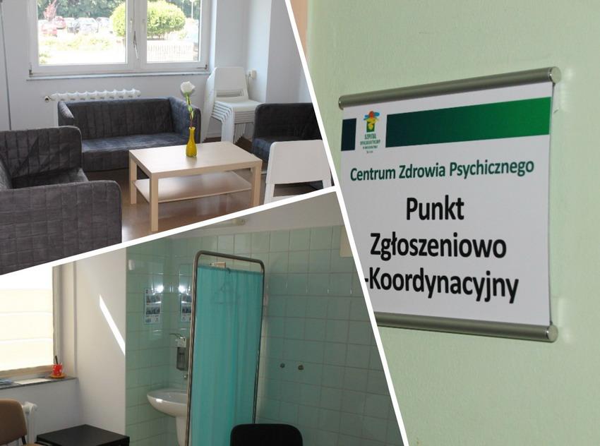 Centrum Zdrowia Psychicznego powstało w kościerskim szpitalu. Pierwsi pacjenci są przyjmowani od sierpnia