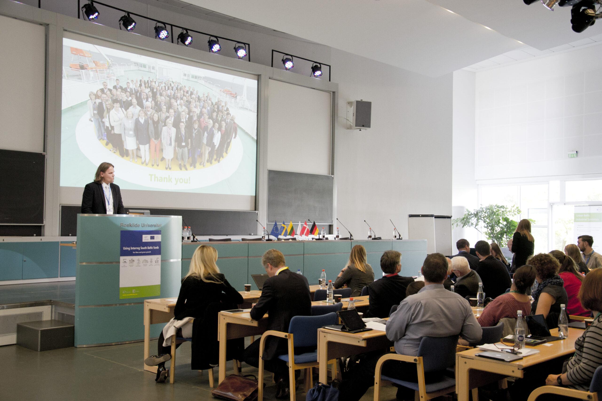 Konferencja roczna Interreg Południowy Bałtyk