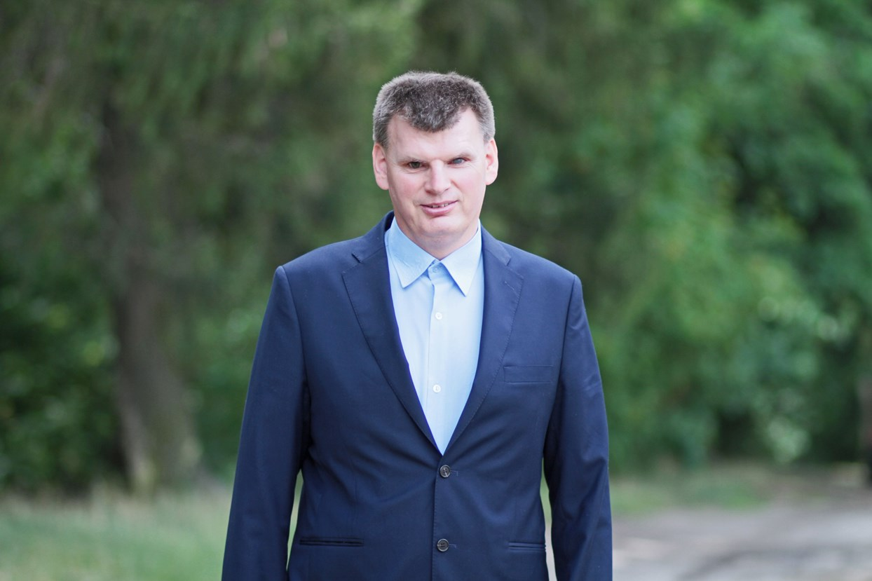 Tomasz Wandzel – Żółty Długopis