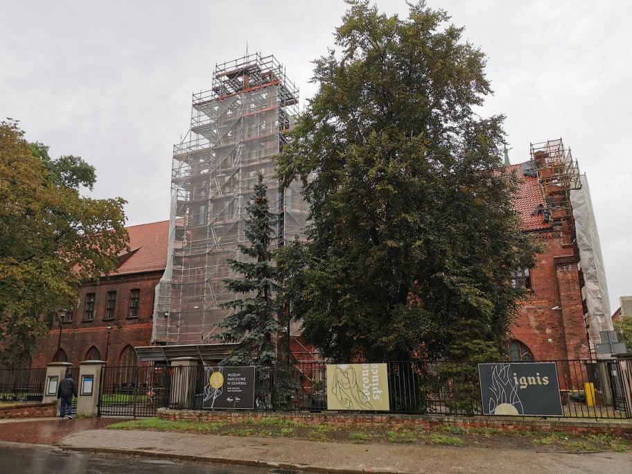 Remont w Muzeum Narodowym w Gdańsku. Oddział Sztuki Dawnej będzie zamknięty do końca roku