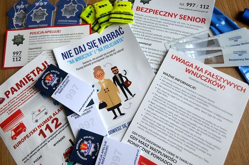 Seminarium – debata społeczna Bezpieczeństwo Seniorów. Seniorze nie daj się oszukać!