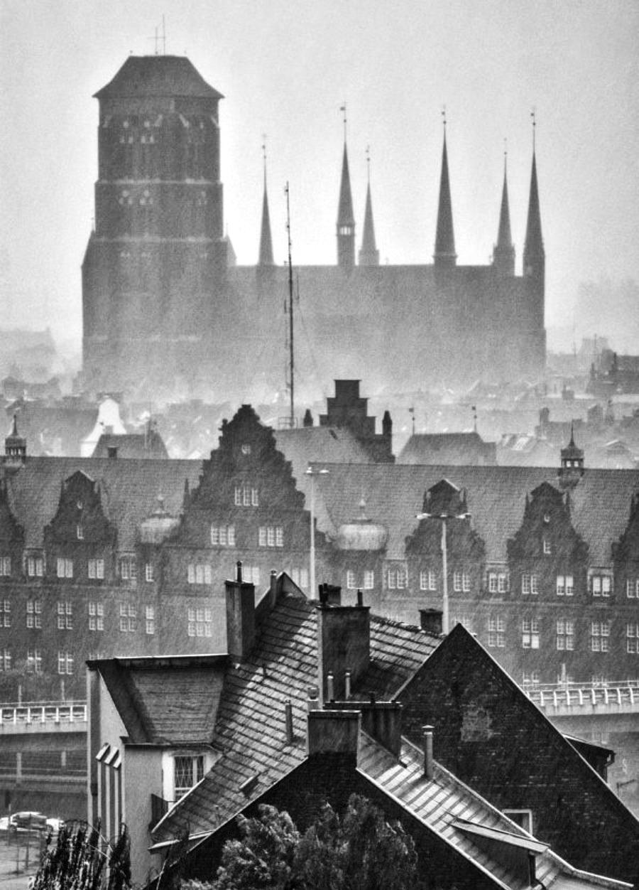 Archiwalne zdjęcia sprzed kilkudziesięciu lat. Gdańskie Towarzystwo Fotograficzne ma już 70 lat!