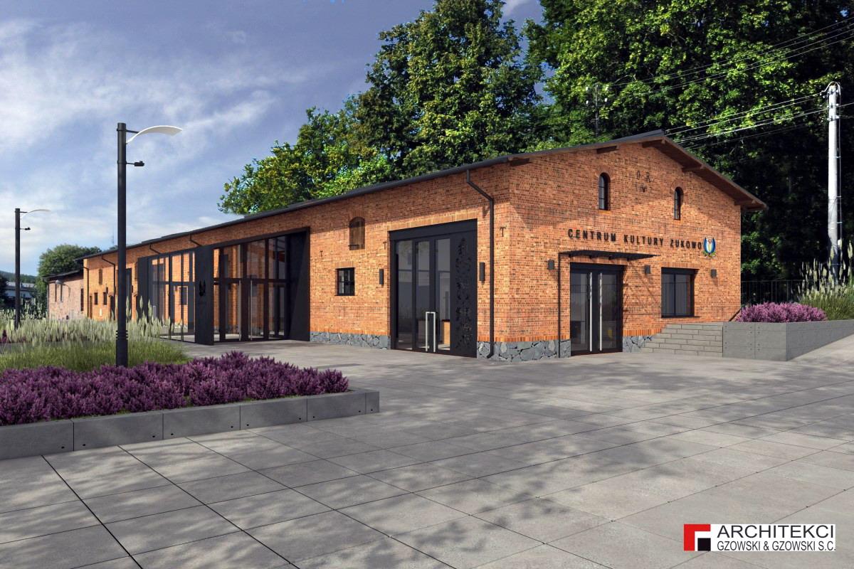Jak zmieni się centrum Żukowa i tereny wokół zespołu poklasztornego norbertanek? Prawie 7 mln zł na rewitalizację