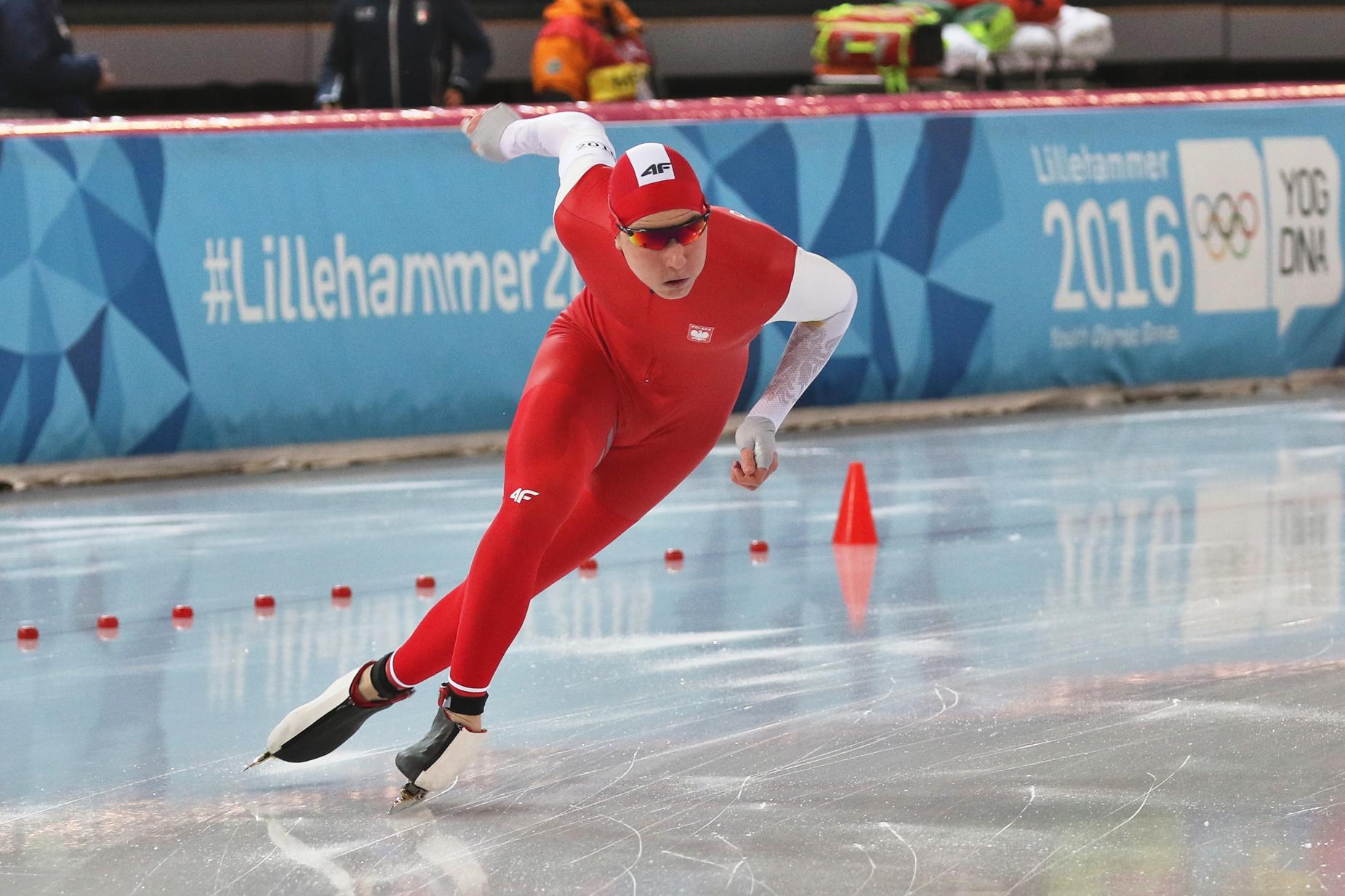 Jeśli łyżwiarstwo szybkie, to tylko na Pomorzu. Do mistrzów z gdańskiego klubu dołączyli kolejni utytułowani zawodnicy