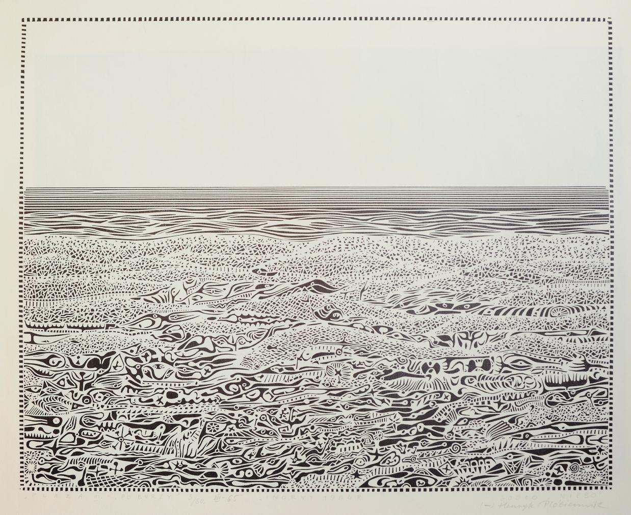 Piękno i tajemniczość morza. Wystawa grafik marynistycznych polskich i fińskich artystów