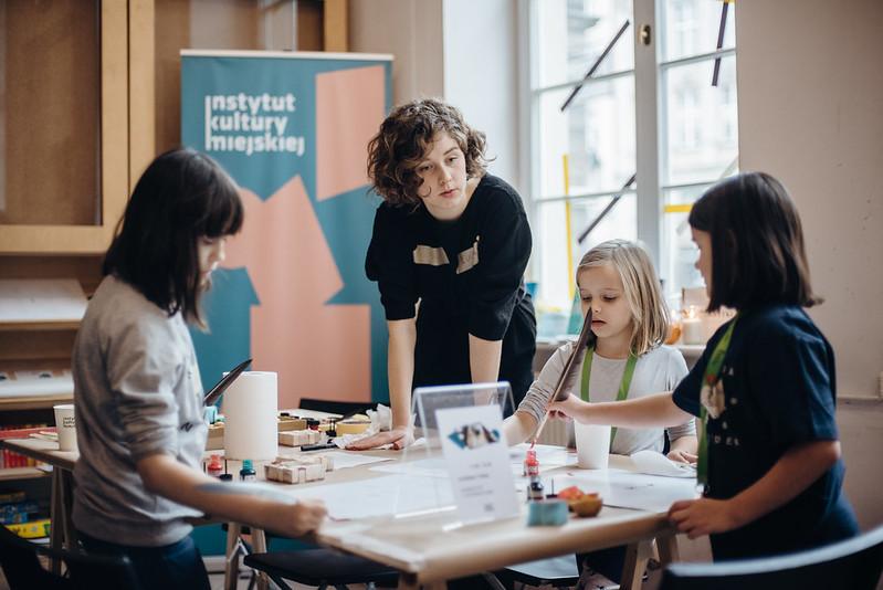 Co zrobić z dziećmi na wakacjach? Instytut Kultury Miejskiej w Gdańsku ma propozycję