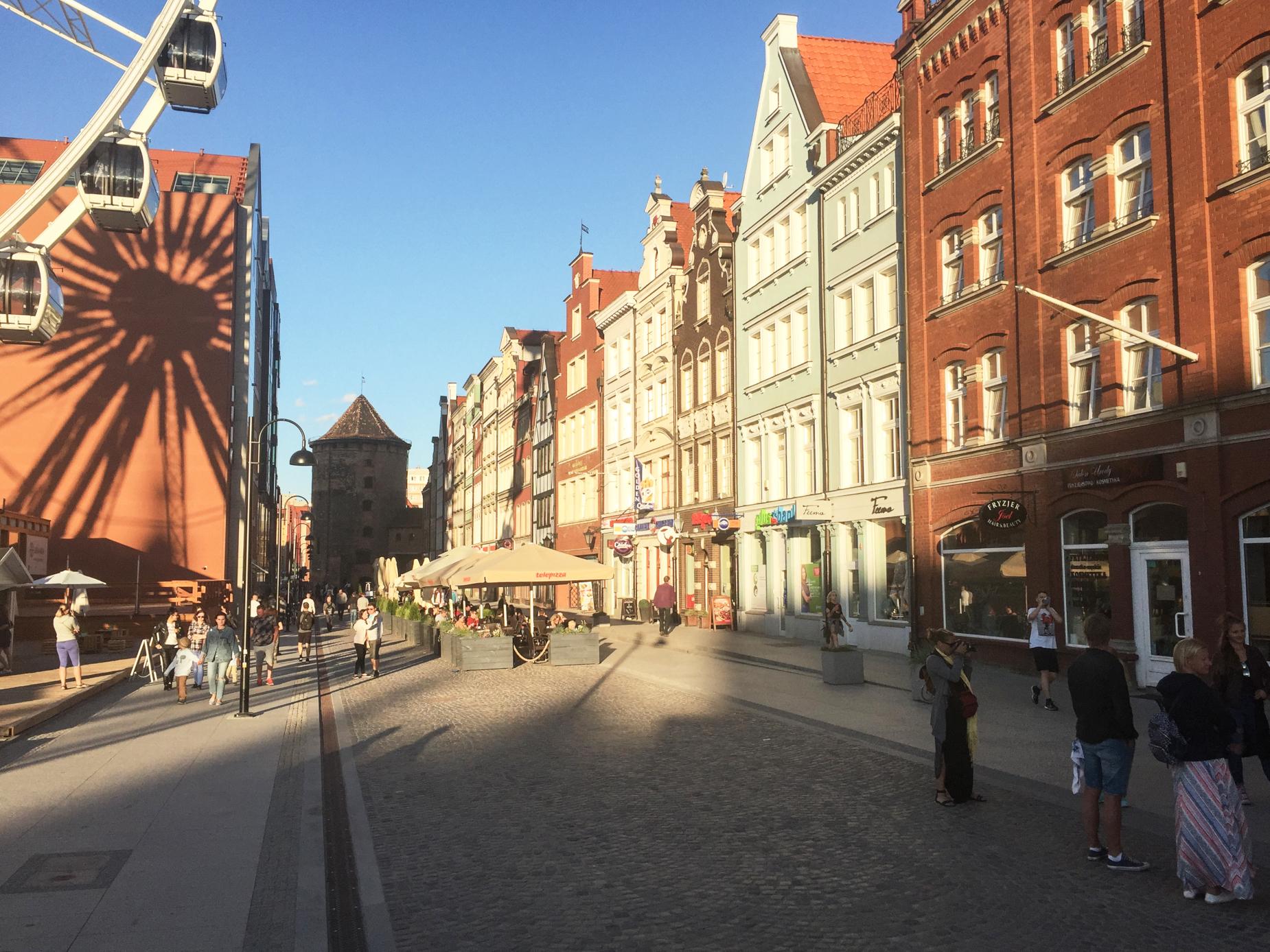 Gdyńska Szkoła Filmowa i ulica Stągiewna w Gdańsku. Kto zdobędzie tytuł na najlepszą przestrzeń publiczną na Pomorzu?