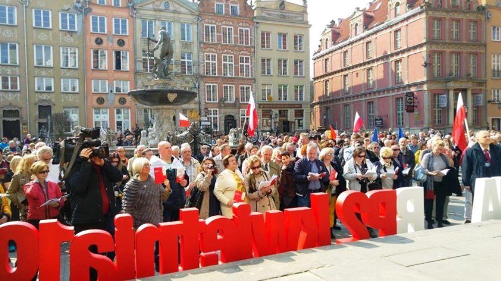20. urodziny Konstytucji RP w Gdańsku. Marszałek Struk: Ci, którzy nie będą jej przestrzegać, zostaną rozliczeni
