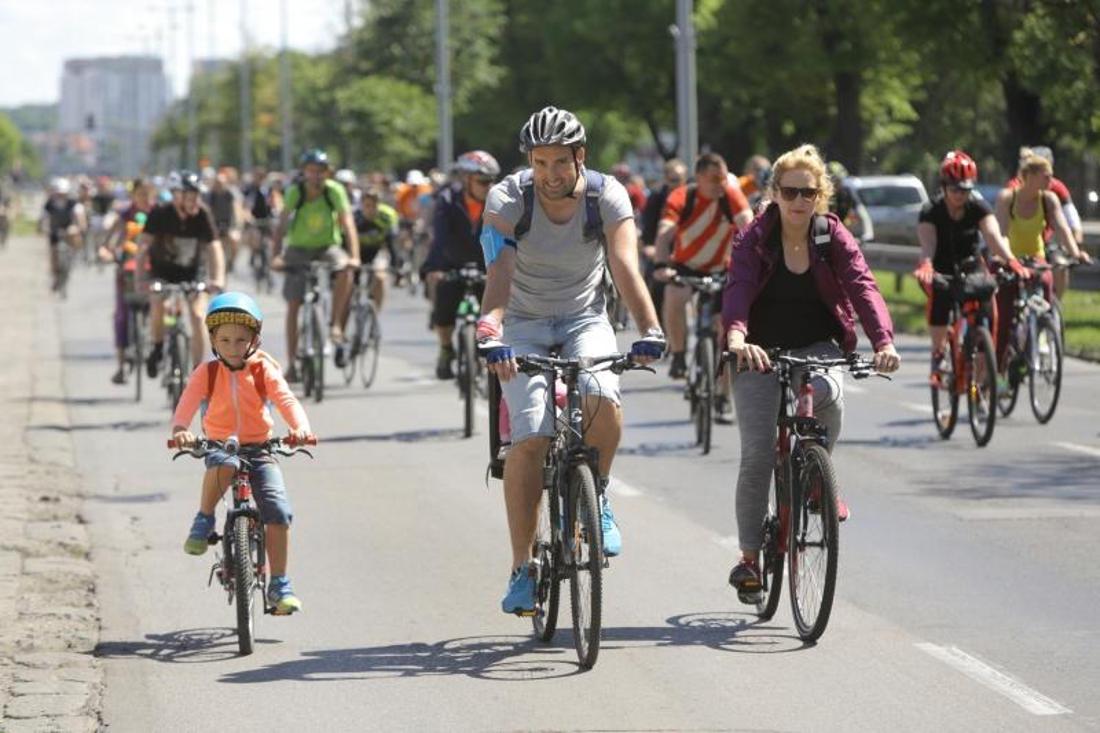W maju do szkoły, pracy czy po zakupy jedź rowerem. Zaczął się European Cycling Challenge