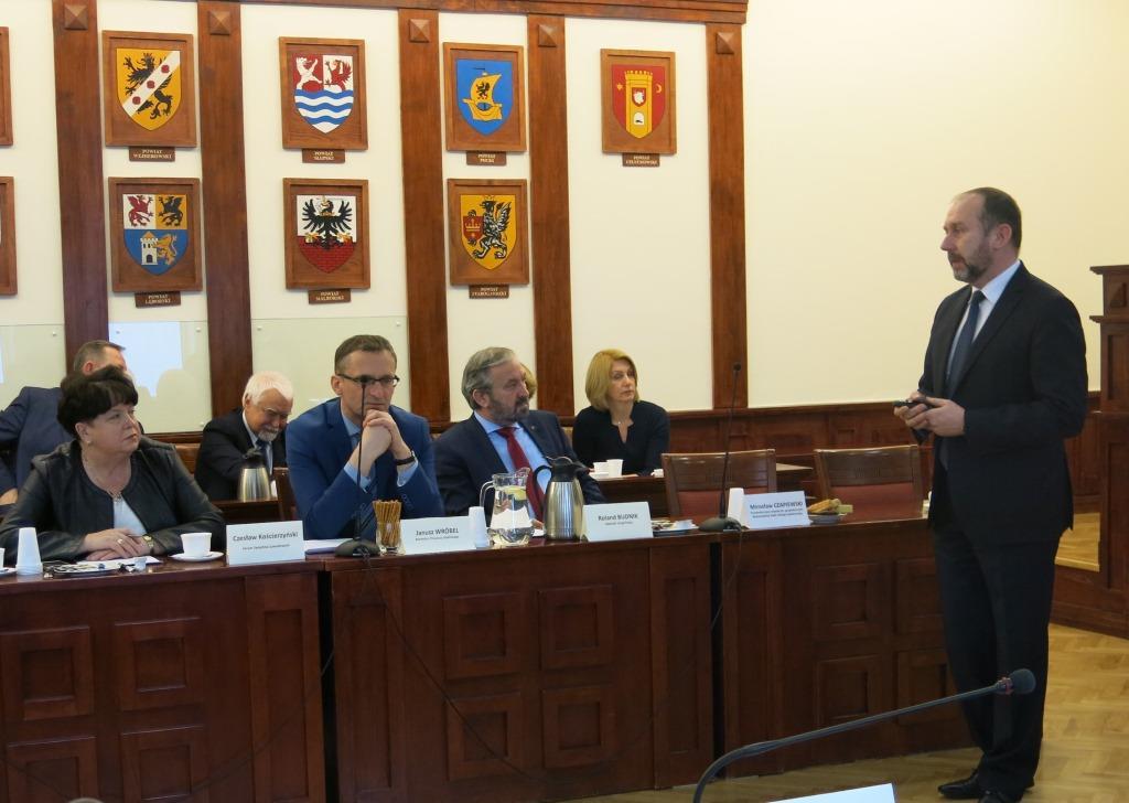 Posiedzenie plenarne WRDS w Gdańsku z dnia 22 marca 2018 r.