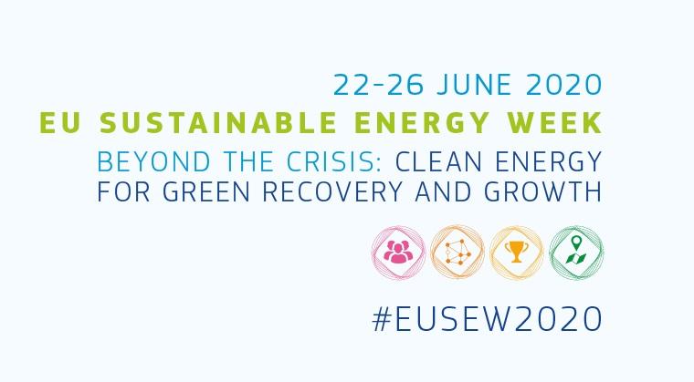 Tydzień zrównoważonej energii w UE 2020 – zaproszenie na konferencję on-line 23-25 czerwca 2020r.