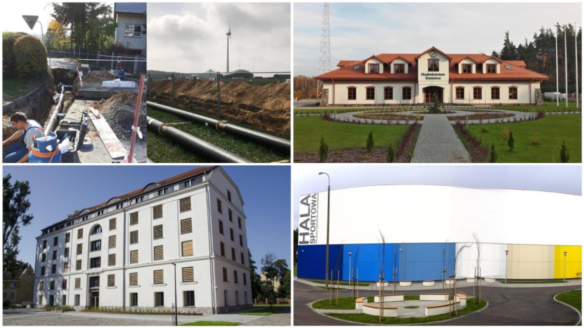 Cztery inwestycje z Pomorza mają szansę na ogólnopolski tytuł Modernizacji Roku i Budowy XXI wieku