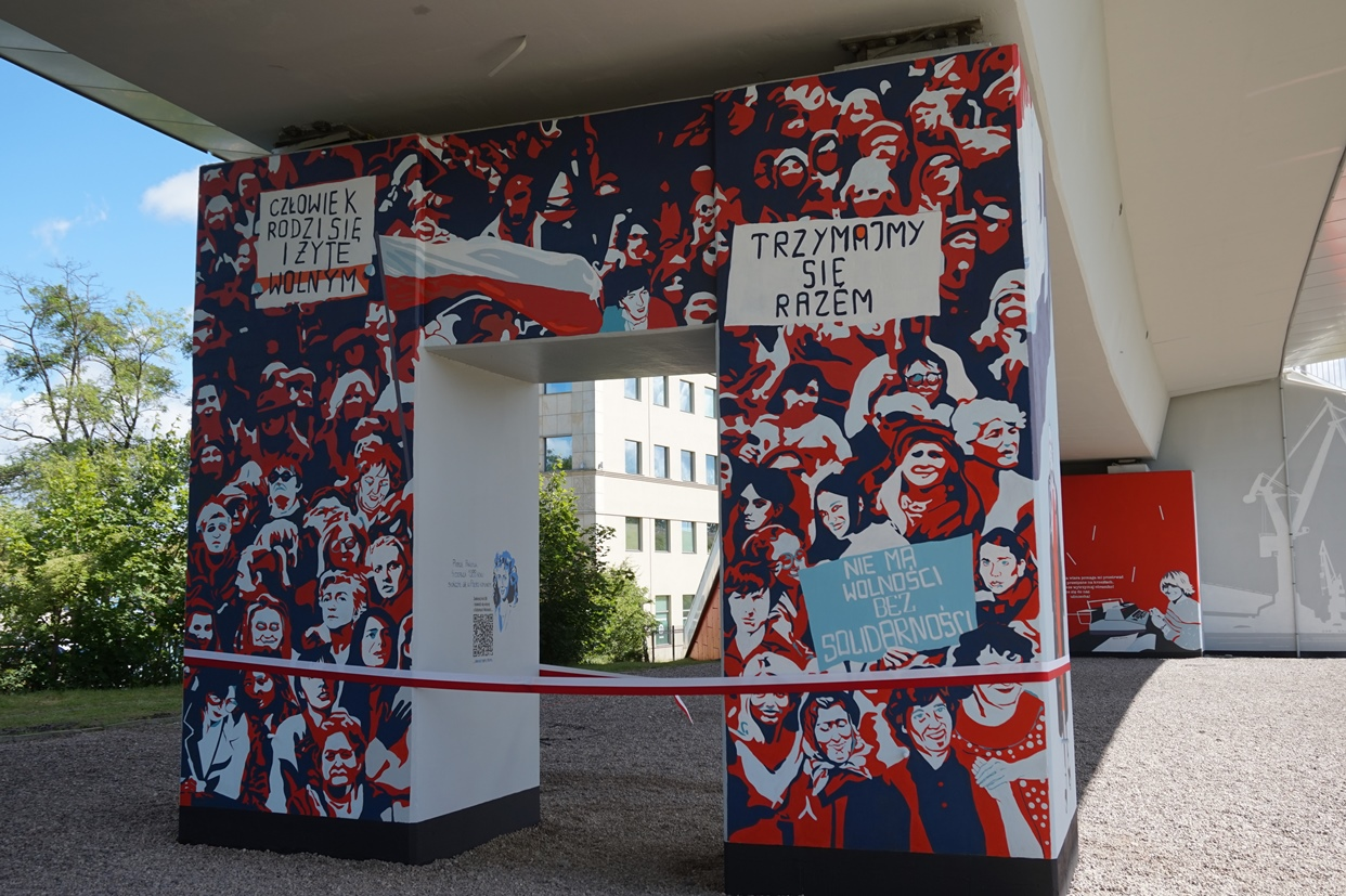 """Poznaj """"Kobiety z muralu"""". Powstał specjalny serwis o bohaterkach Solidarności"""