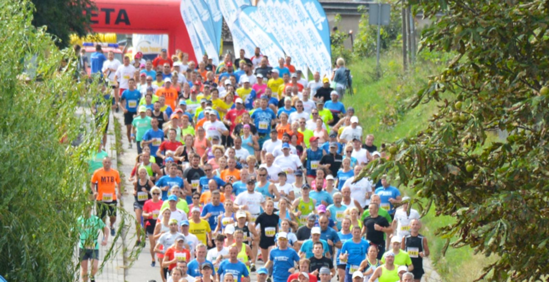 Kolejna odsłona największej imprezy biegowej w północnej Polsce. Kaszuby Biegają tym razem w Szemudzie