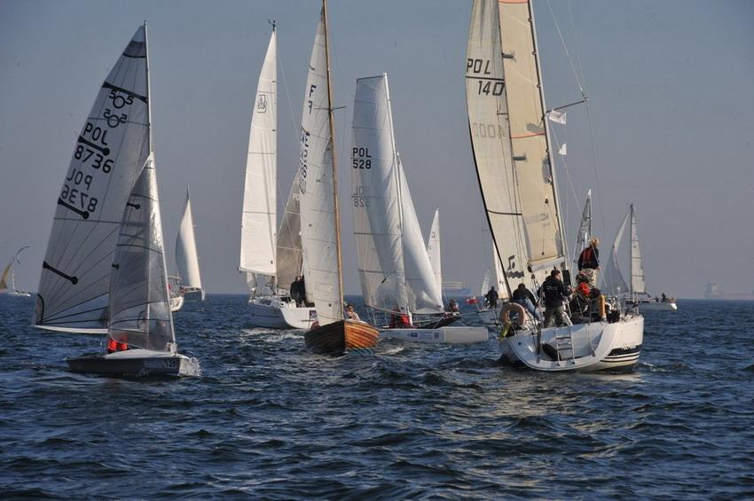 Jachty na Zatoce Gdańskiej powalczą o Błękitną Wstęgę. Kto zdobędzie tę nagrodę