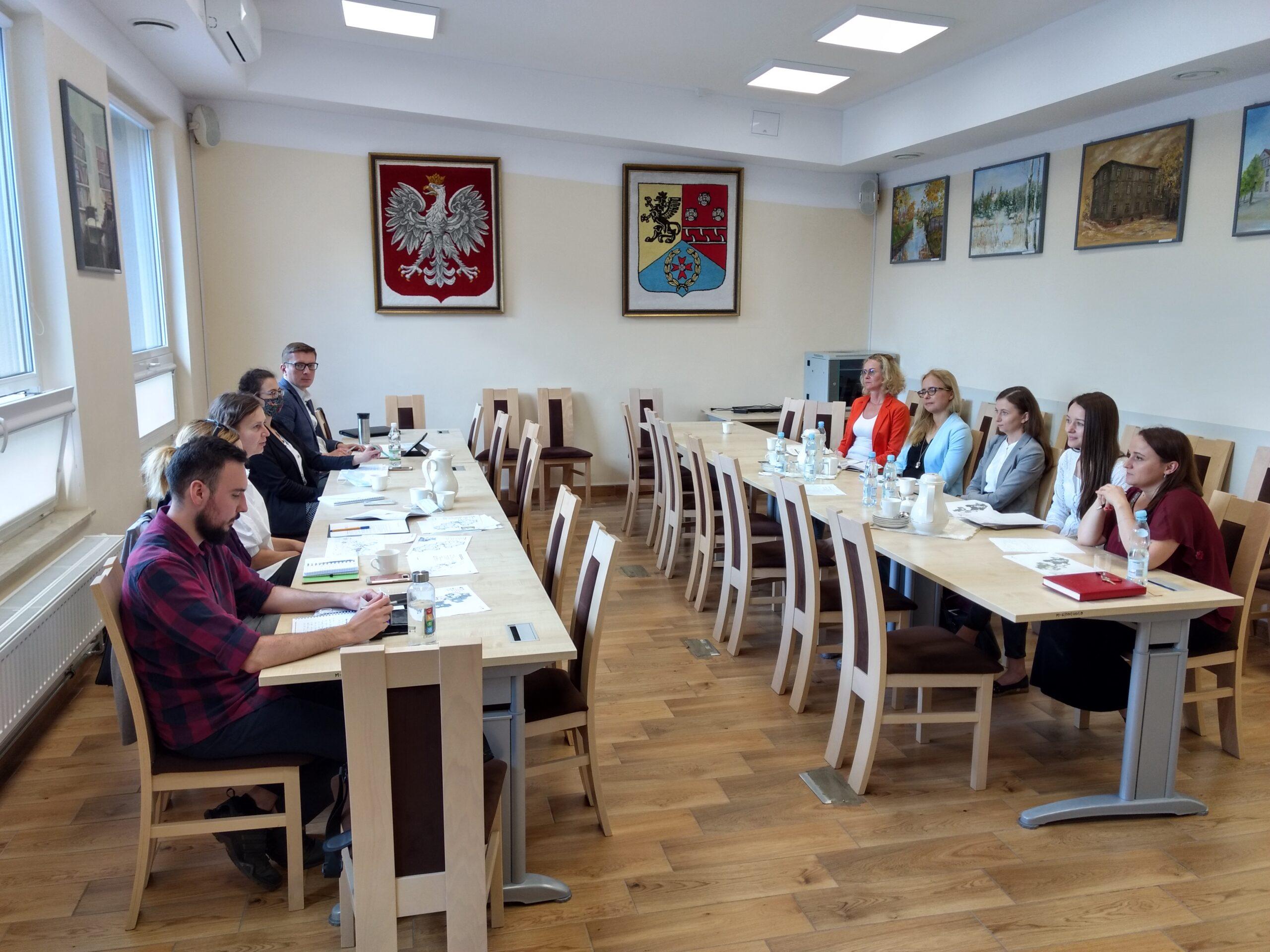 Dialog Terytorialny w Gminie Wejherowo