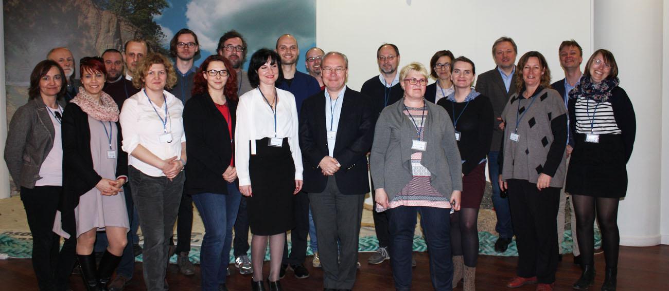 Spotkania projektu InnoAquaTech na Uniwersytecie Gdańskim