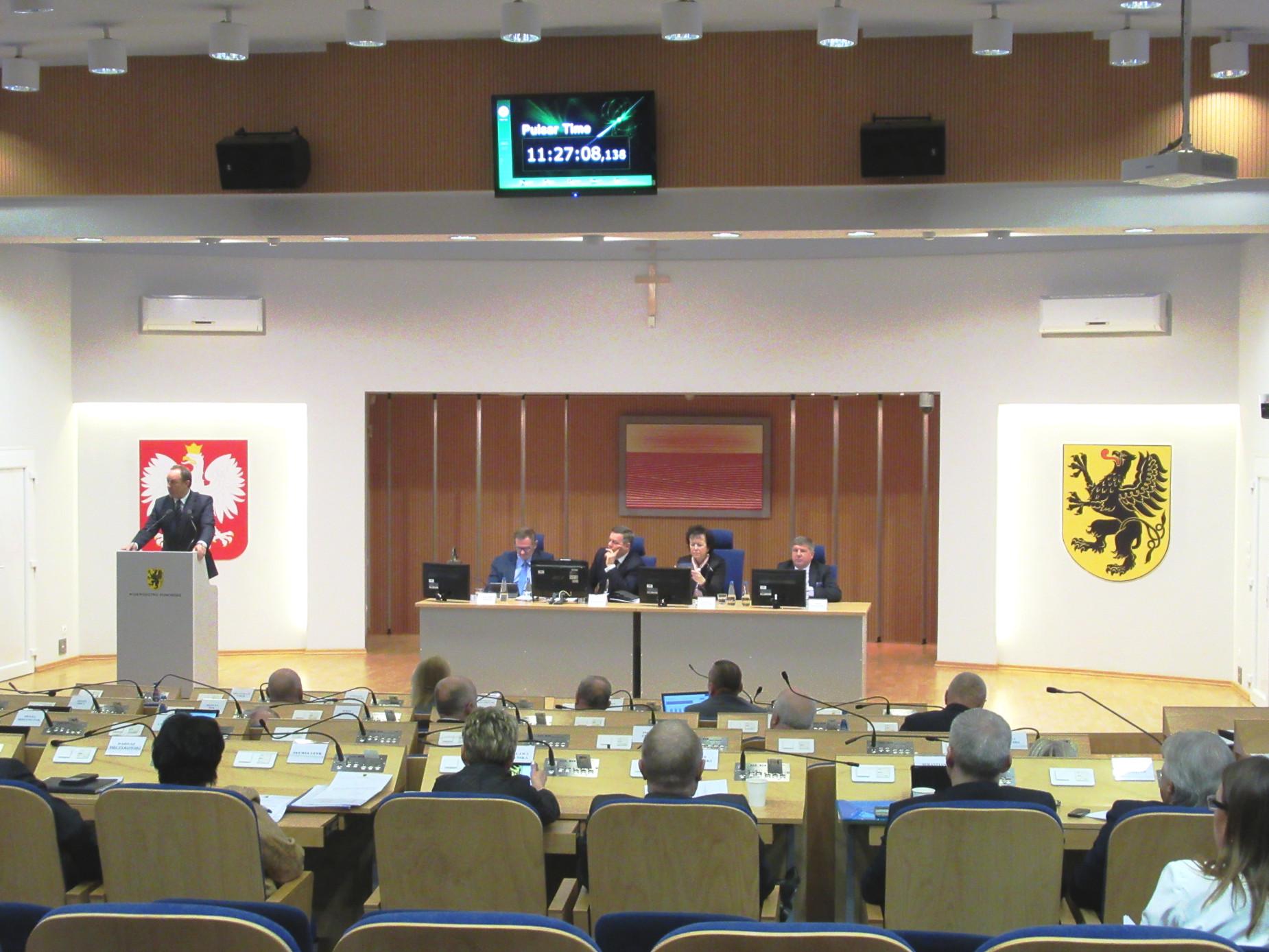 Do wydania będzie ponad miliard złotych. Projekt budżetu województwa na 2020 rok