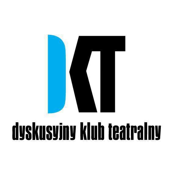 Logo Dyskusyjnego Klubu Teatralnego