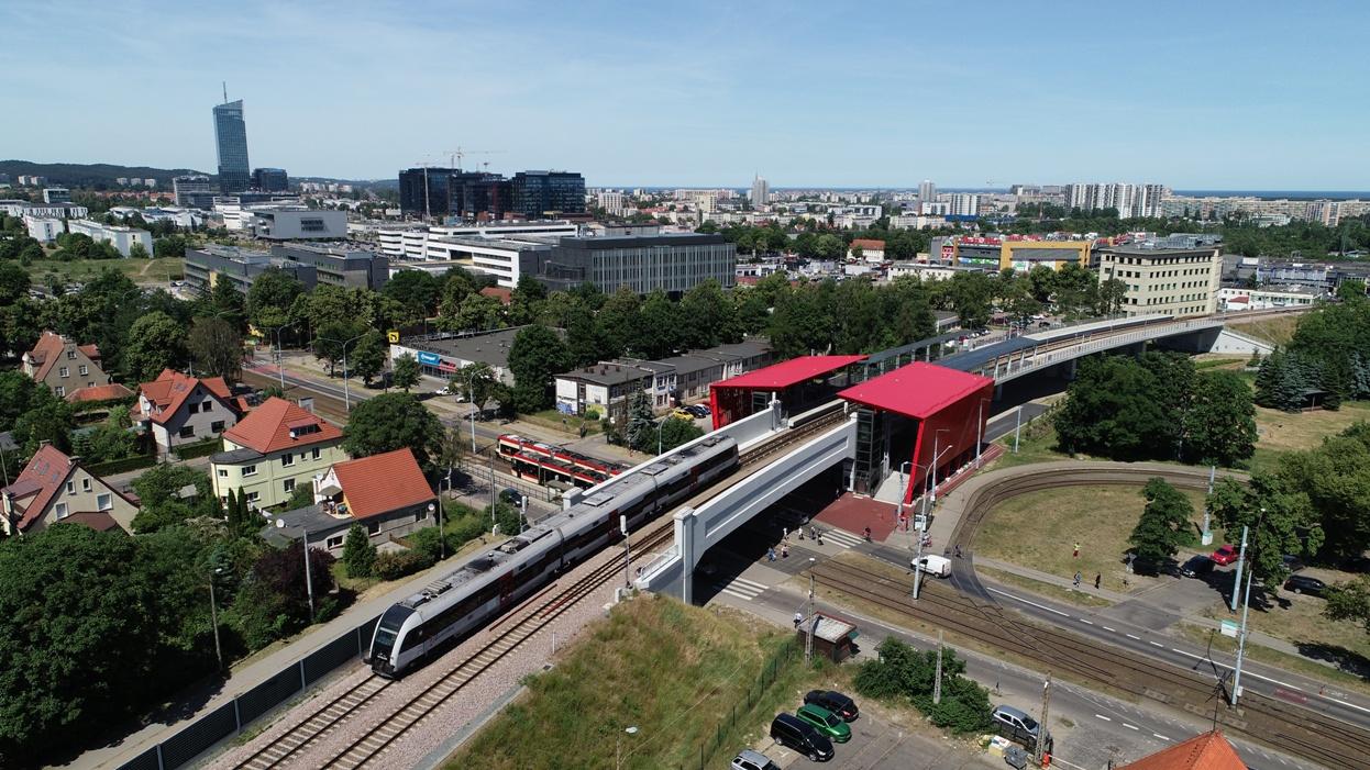 Pomorska Kolej Metropolitalna ma już 3 lata. Dzięki niej zmienia się komunikacja w regionie