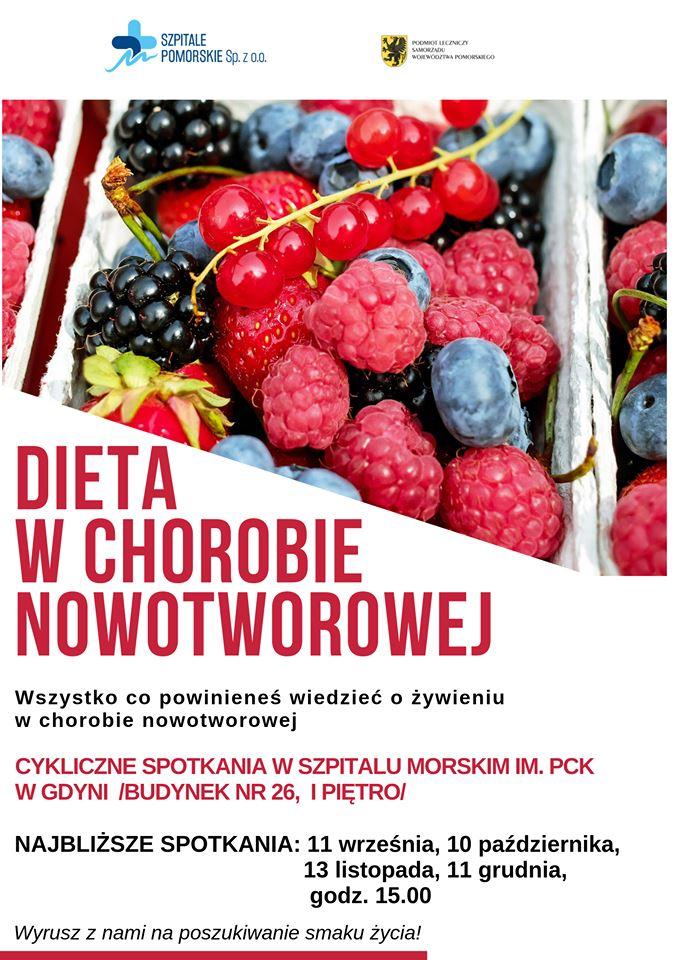 Warsztaty dieta_plakat