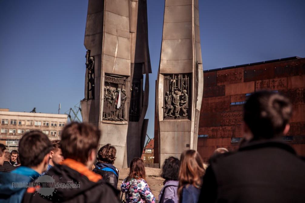 Co młodzi wiedzą o historii najnowszej, czyli Olimpiada Solidarności w Gdańsku