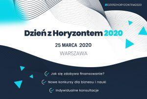 Wiosna z Horyzontem 2020 – zapraszamy na nasze wirtualne wydarzenie