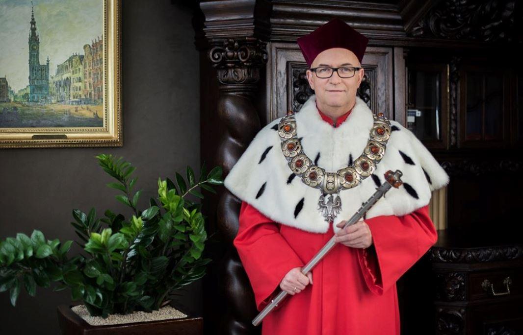 Profesor Gwizdała ponownie został rektorem UG. Głosowanie odbyło się w formie wideokonferencji
