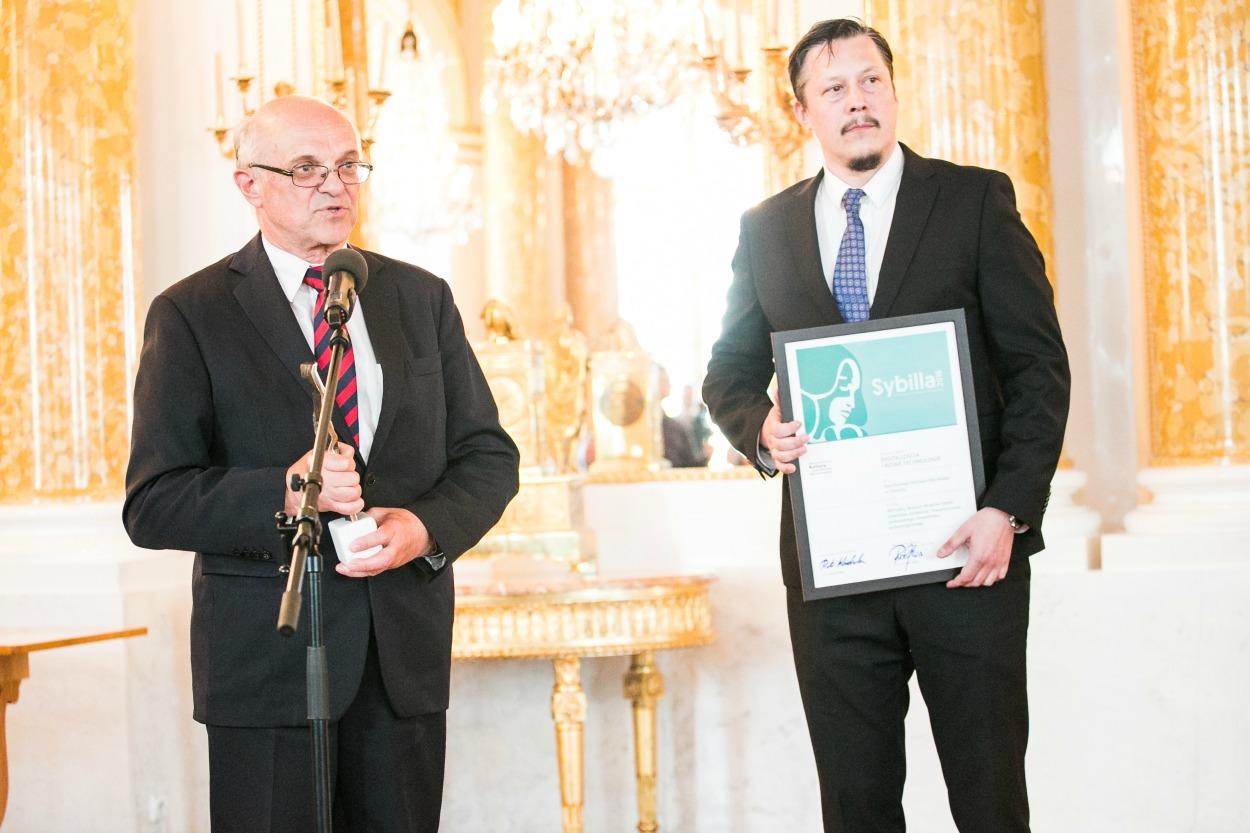 Muzealny Oskar za wirtualny skansen wraków. Narodowe Muzeum Morskie zdobywcą nagrody Sybilla 2016
