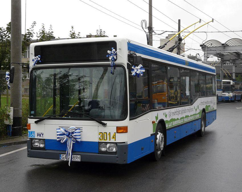 Atrakcje z trolejbusem w tle czy siłownia pod chmurką? Ostatni z Dni Otwartych Funduszy Europejskich