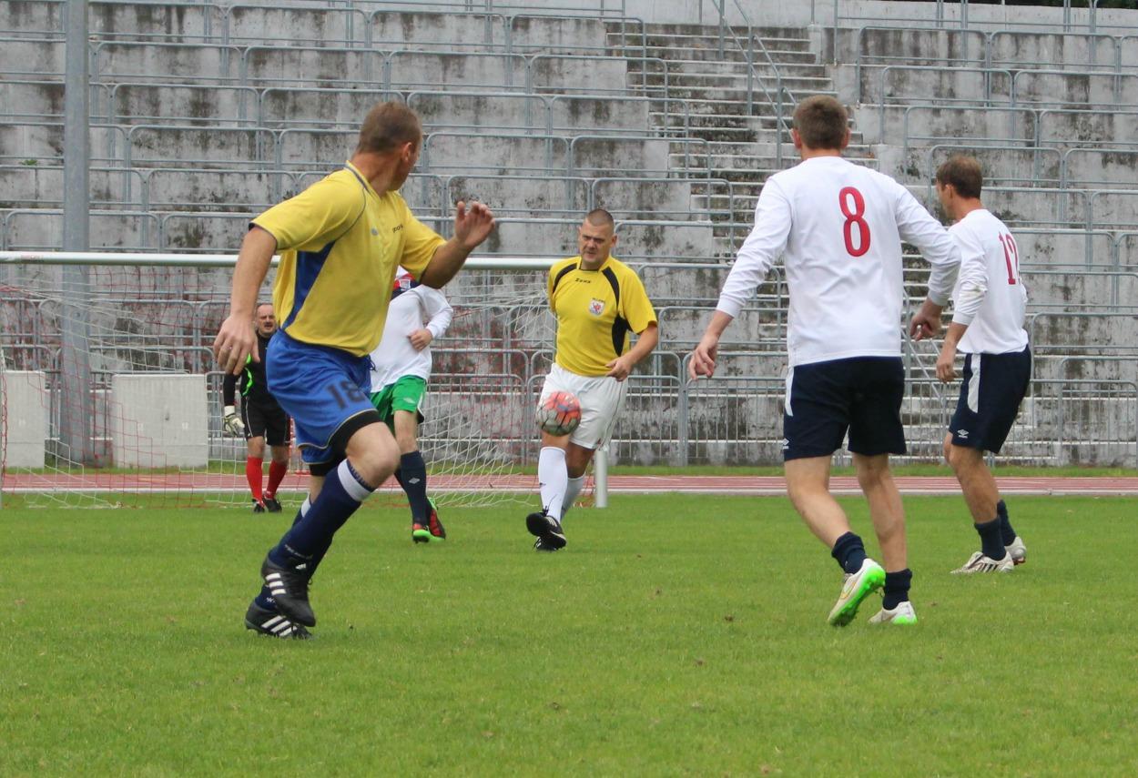 Piłkarskie zmagania od przedszkola do oldboja. Wyjątkowy turniej w Kobylnicy