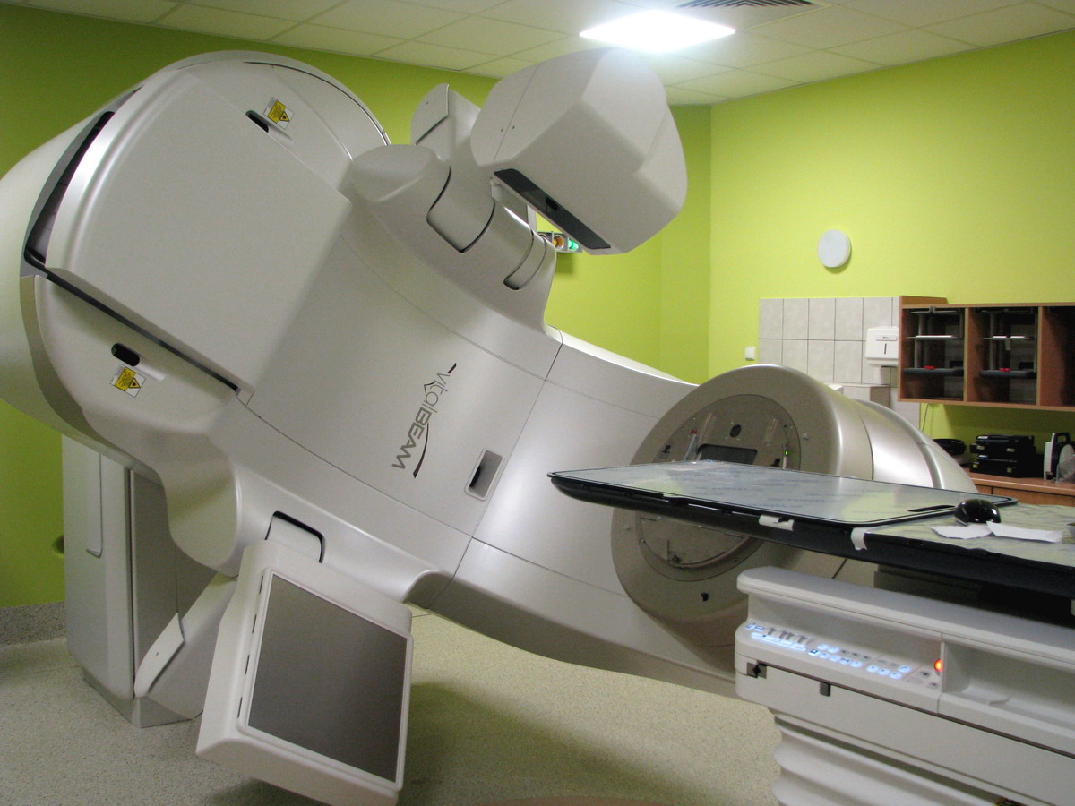 Nowoczesny sprzęt dla chorych na raka w Szpitalu Morskim. Krótsze i bezpieczniejsze naświetlanie